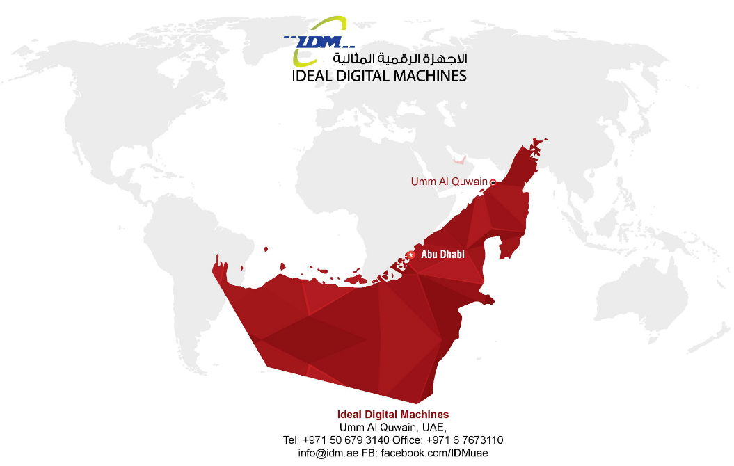 Ideal Digital Machines